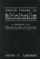 Jewish Issues in Multiculturalism