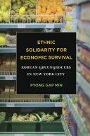 Ethnic Solidarity for Economic Survival
