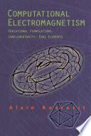 Computational Electromagnetism book