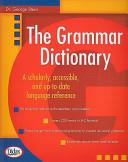 The Grammar Dictionary
