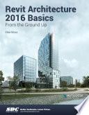 Revit Architecture 2016 Basics