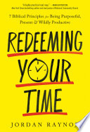 Book Redeeming Your Time