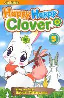 Happy Happy Clover book