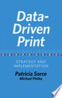 Data Driven Print