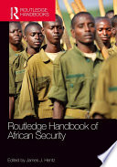 Routledge Handbook Of African Security