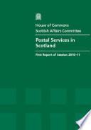 Postal Services in Scotland