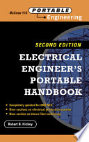 Electrical Engineer s Portable Handbook