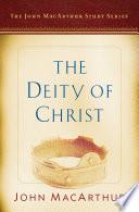 download ebook the deity of christ pdf epub