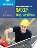 Review Guide for the NABCEP Entry Level Exam