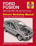 Ford Fusion Owner S Workshop Manual
