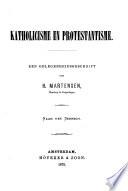 Katholicisme en protestantisme