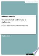 Opiumwirtschaft und  hawala  in Afghanistan