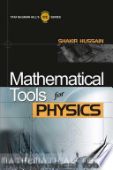 Mathematical Tools For Physics Iit