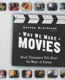 download ebook why we make movies pdf epub
