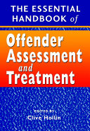 download ebook the essential handbook of offender assessment and treatment pdf epub