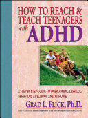 How To Reach   Teach Teenagers with ADHD