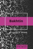 Bakhtin Primer Book PDF