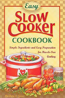 Easy Slow Cooker Cooking