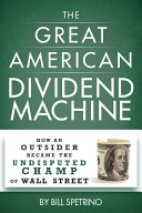 download ebook the great american dividend machine pdf epub
