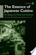 illustration The Essence of Japanese Cuisine, An Essay on Food and Culture