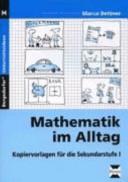 Mathematik im Alltag