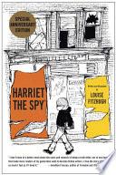 Harriet the Spy  50th Anniversary Edition