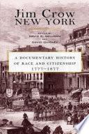 Jim Crow New York