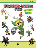 The Legend of Zelda Series for Easy Piano Book
