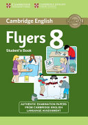 Cambridge English Young Learners 8 Flyers Student s Book
