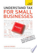 Understand Tax For Small Businesses Teach Yourself Ebook Epub