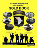 101st Airborne Division  Air Assault  Gold Book June 2014 Book PDF