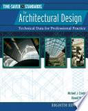 Time Saver Standards for Architectural Design 8 E  EBOOK