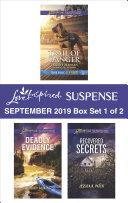 Harlequin Love Inspired Suspense September 2019 - Box Set 1 of 2 Book