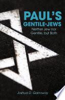 Paul   S Gentile Jews : by homi bhabha, salman rushdie, mikhail bakhtin, and...
