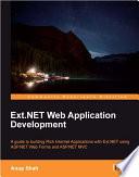 Ext Net Web Application Development