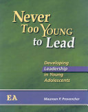 Book Never Too Young to Lead