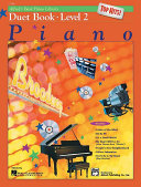 Alfred's Basic Piano Course: Top Hits! Duet Book 2