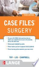 Case Files Surgery  Third Edition