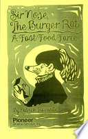 Sir Nose The Burger Rat book