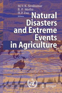 download ebook natural disasters and extreme events in agriculture pdf epub