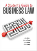 A Student s Guide to Business Law