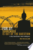 For Us Surrender Is Out of the Question