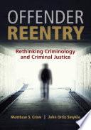 Offender Reentry