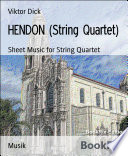 HENDON  String Quartet
