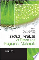 Practical Analysis of Flavor and Fragrance Materials Blends Of Aroma Compounds With Auxiliary