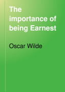 download ebook the importance of being earnest pdf epub