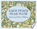 Ebook Each Peach Pear Plum Epub Janet Ahlberg,Allan Ahlberg Apps Read Mobile