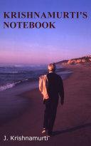 download ebook krishnamurtis notebook pdf epub
