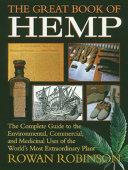 download ebook the great book of hemp pdf epub