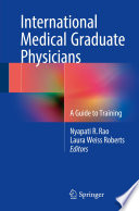 International Medical Graduate Physicians